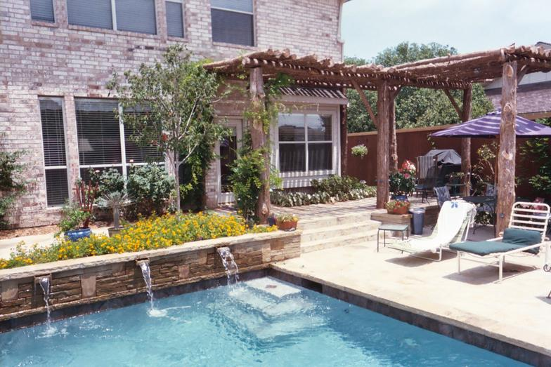 North Dallas Garden Design