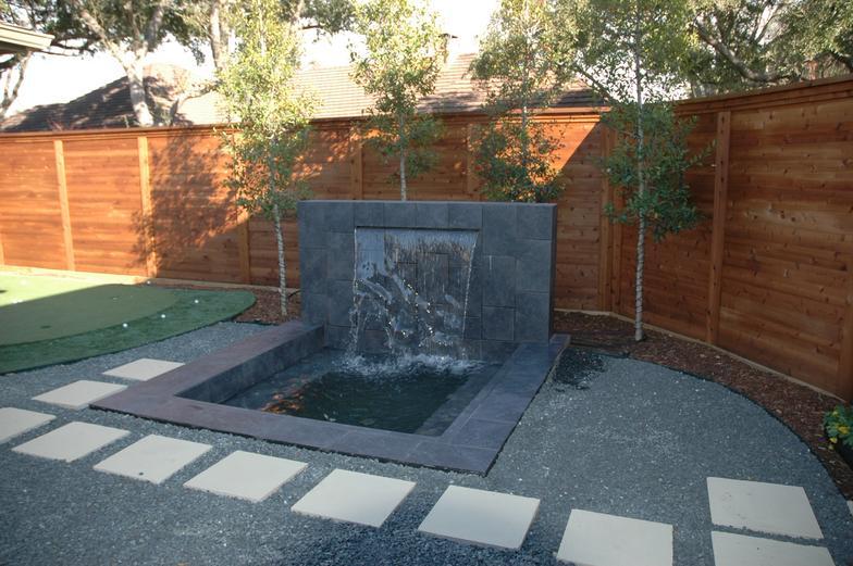 North Dallas Garden Design